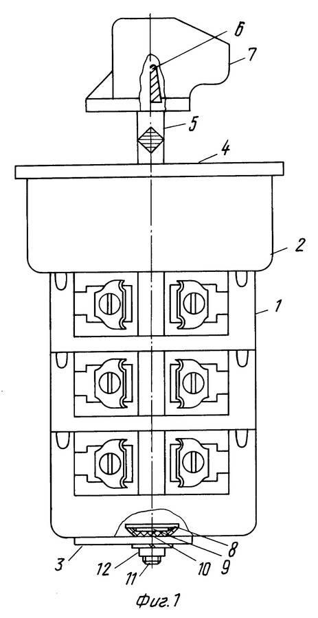 Пакетный автоматический выключатель