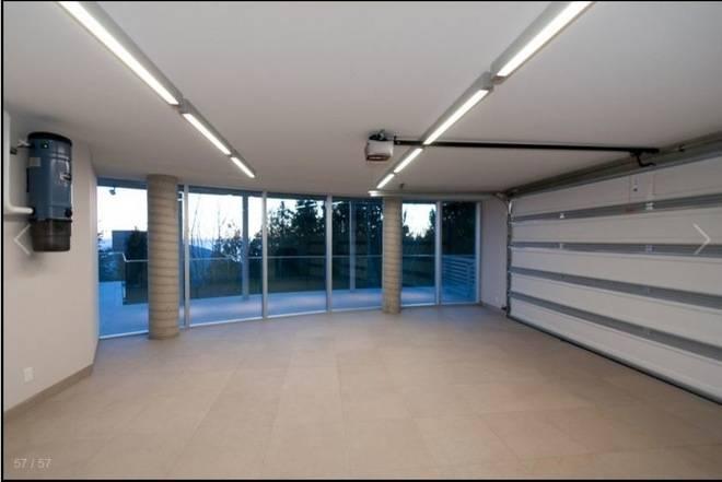 Как рассчитать освещение в гараже светодиодными лампами: возможные варианты - светильники и ленты, как вычислить мощность