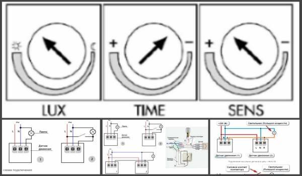 Как настроить датчик движения: регулировка чувствительности и области применения