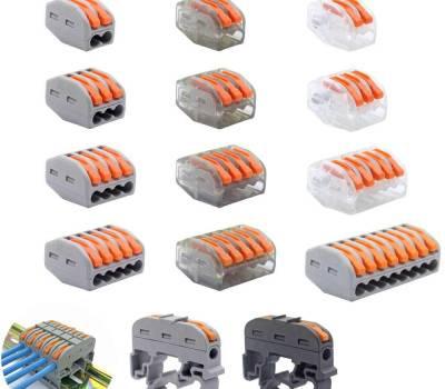 Соединительная клемма wago как пользоваться - советы электрика