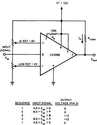 Компаратор. принцип работы компаратора   логический электронный прибор для сравнения сигналов