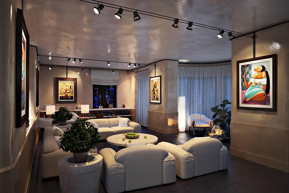 Рейтинг лучших трековых светильников на 2020 год для квартир, загородных домов, офисов и магазинов