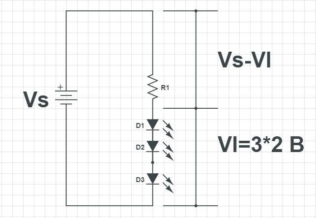 Калькулятор резистора для светодиода – поделки для авто
