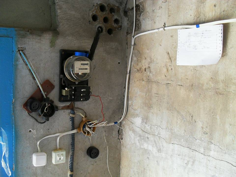 Провести электропроводку в гараже - это просто: руководство электрика