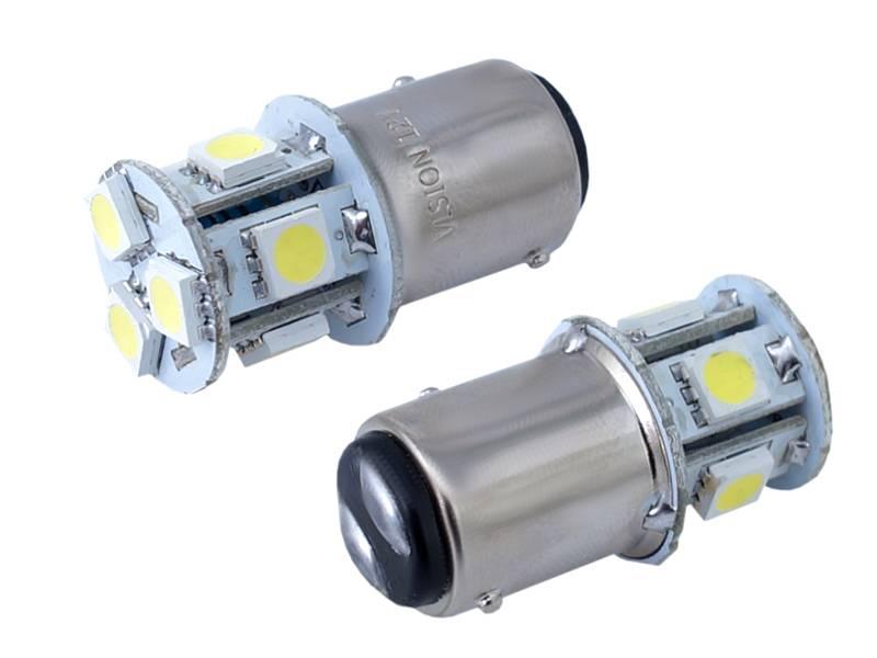 Как выбрать led лампу передних габаритных огней w5w?