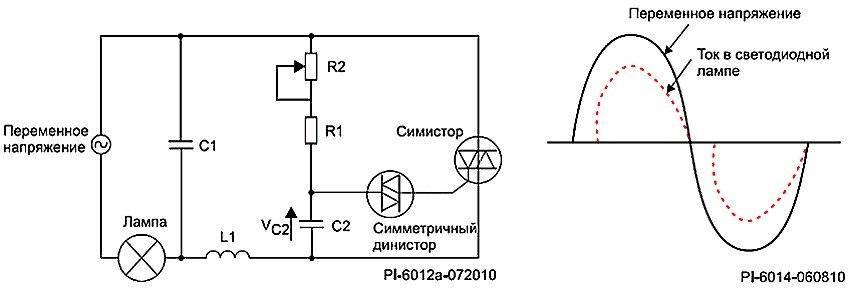 Диммер – что это, принцип действия светорегулятора, преимущества и недостатки, область применения, схема подключения устройства