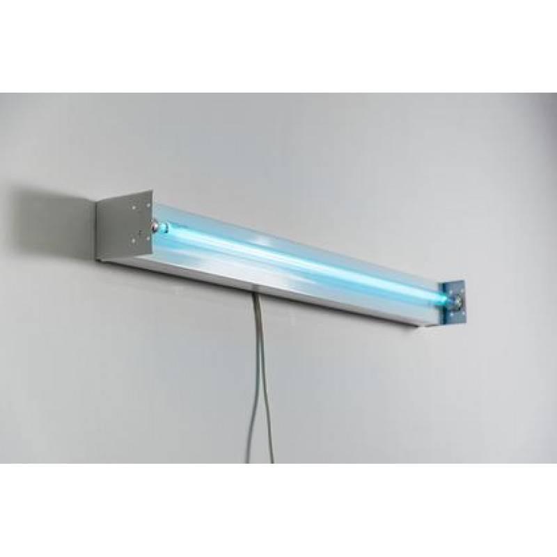 Бактерицидная и кварцевая лампа для дезинфекции — применение в домашних условиях.