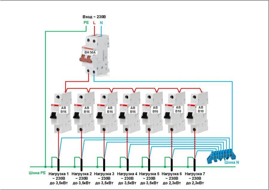 Переделка автоматического выключателя, что лучше изменение маркировки или переборка?
