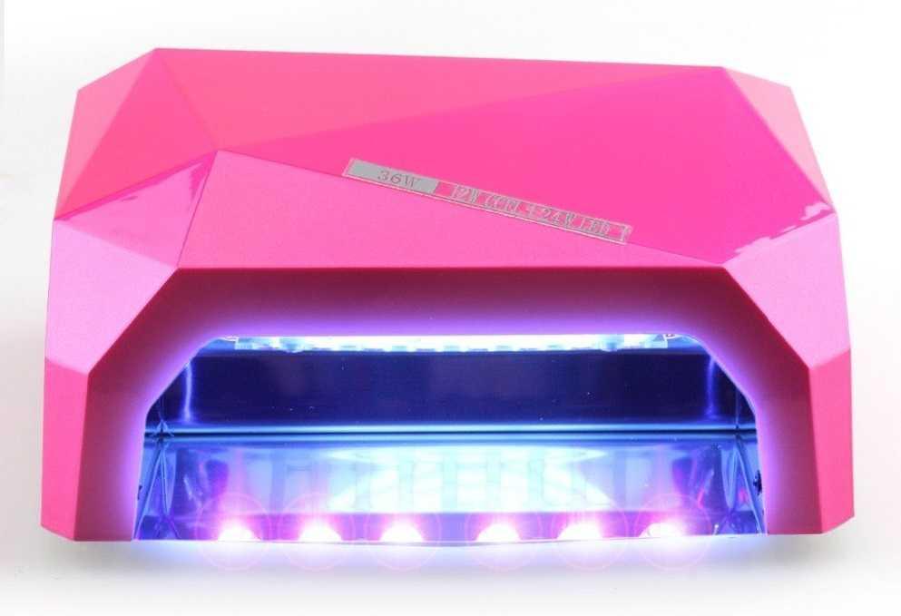 Какая мощная лампа для гель-лака? какая мощность лампы для гель-лака нужна? стоит дли покупать лампу для гель-лака на 72, 96 вт?