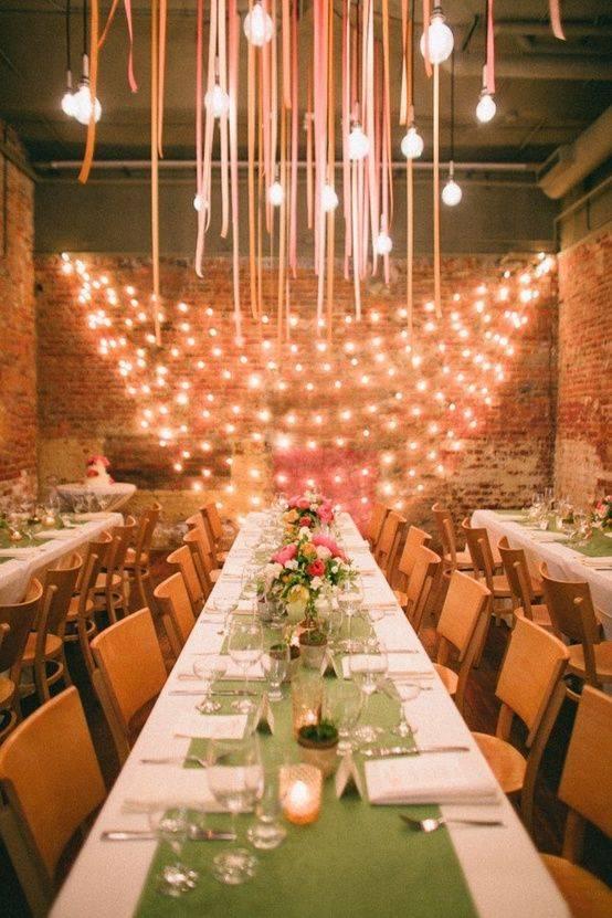 Красивое украшение свадебного зала своими руками — виды дизайна и мастер-класс