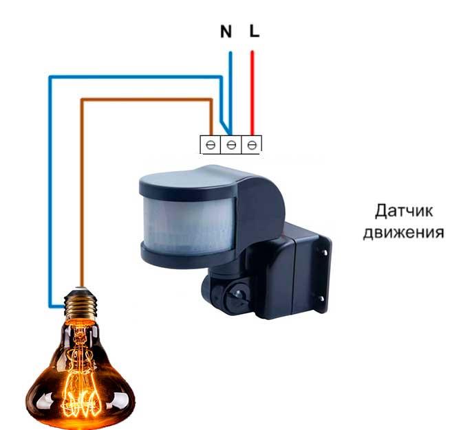 Выбор, установка и подключение фотореле для уличного освещения
