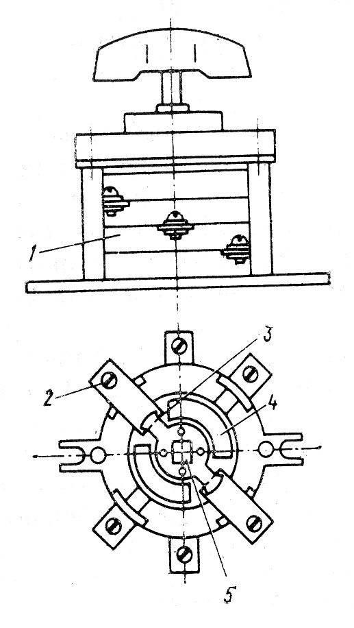 Конструкционные особенности и виды электрических пакетных выключателей