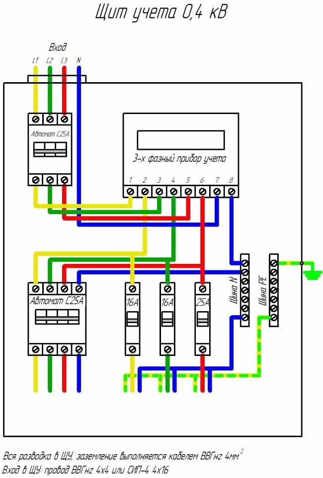 Как правильно подключить электросчетчик однофазный: самостоятельно подключаем электросчетчик и автоматы