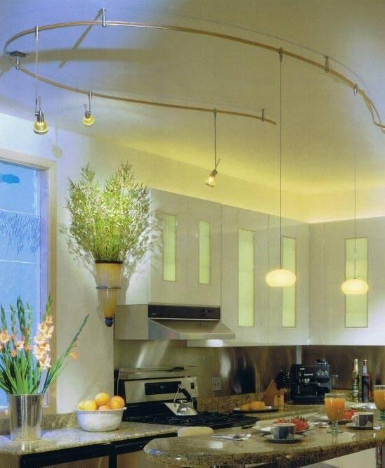 Правила подбора светильников для кухни – советы и рекомендации