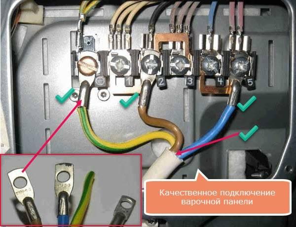 Особенности подключения духового шкафа к обычной электрической сети