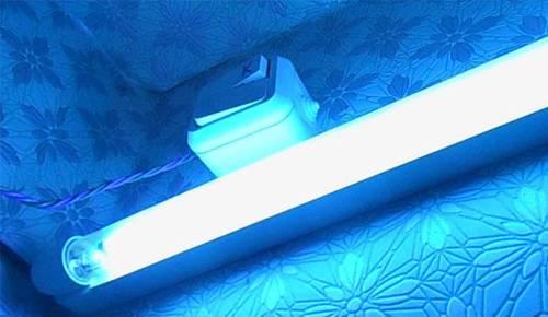 Как пользоваться кварцевой лампой для домашнего использования? :: syl.ru