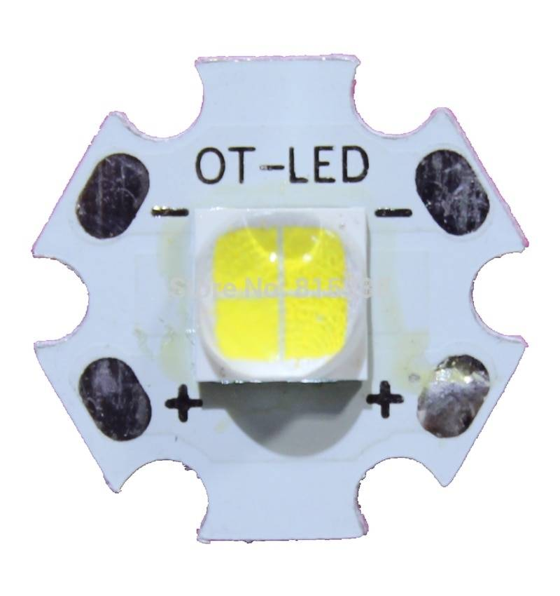 Cree xp-l2: новый уровень белых светодиодов от известного бренда   статьи о светотехнике, освещении и светильниках