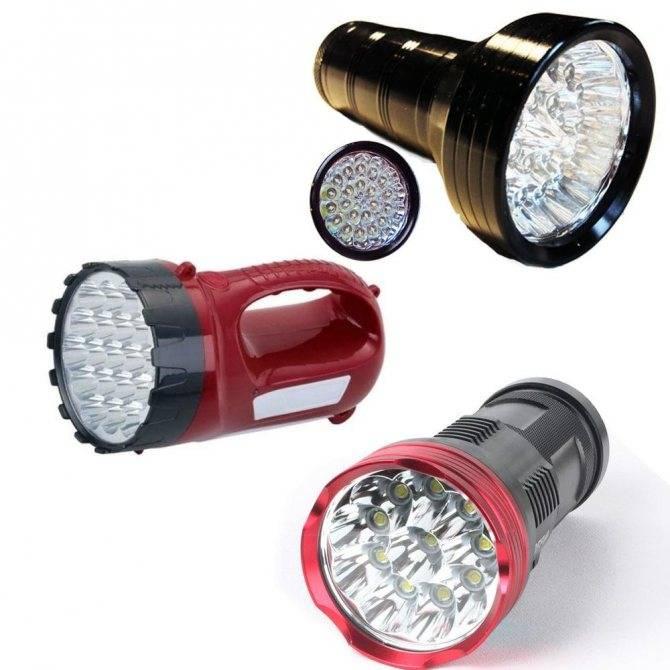????в 2021 году пользуемся лучшими аккумуляторными фонарями и светильниками