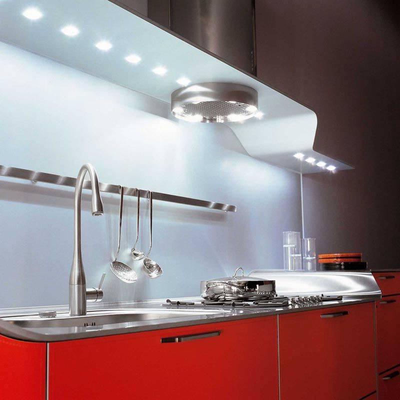 Как правильно организовать освещение на кухне: советы и рекомендации