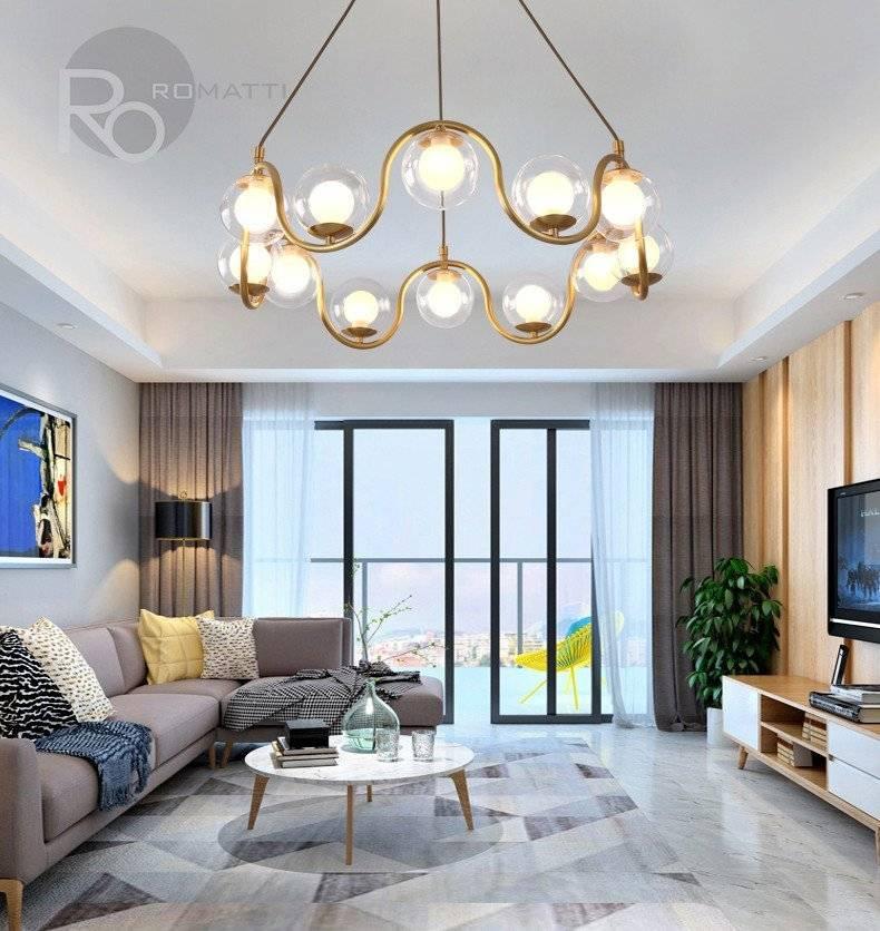 Освещение в гостиной: как правильно его спроектировать? (68 фото)   дизайн и интерьер