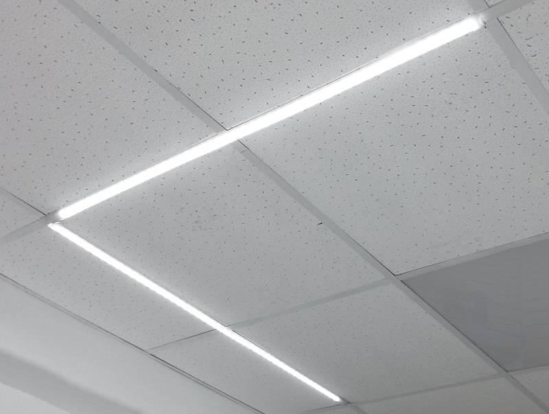 Светильник светодиодный армстронг потолочный: их виды, а так же преимущества и недостатки