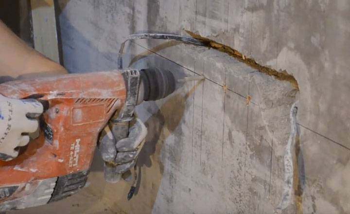 Монтаж подрозетников в стену — основные ошибки и правила.