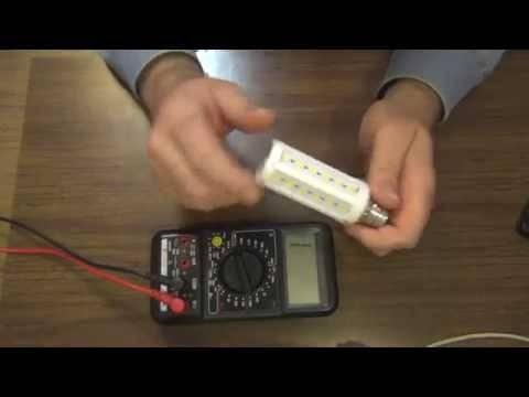 Как проверить светодиод мультиметром: работоспособность в режиме прозвонки, проверка диодов в фонариках