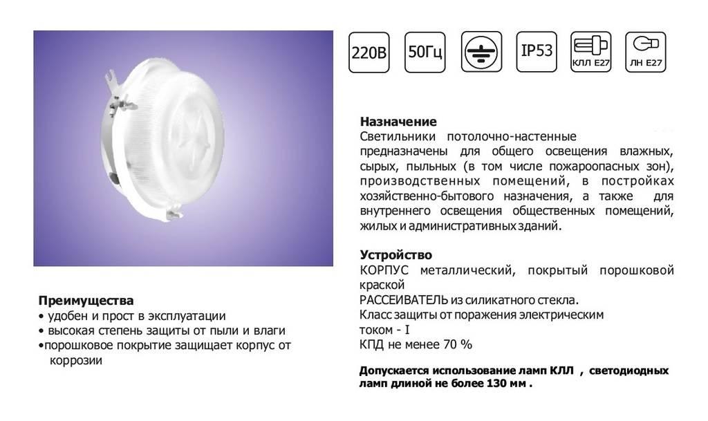 Маркировка светодиодных ламп и ее расшифровка