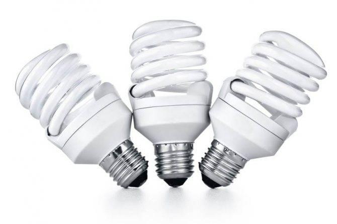 Что делать, если разбилась люминесцентная лампа: порядок действий