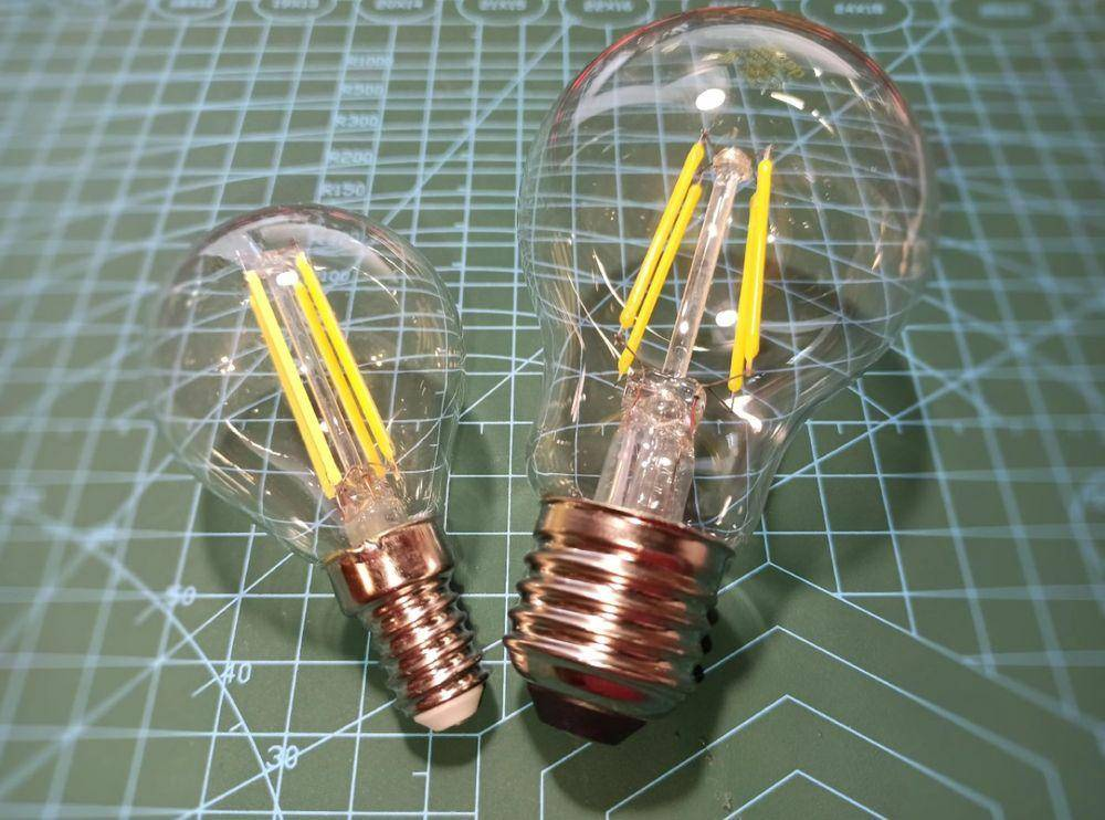 Светодиодные лампы: характеристики, достоинства, недостатки