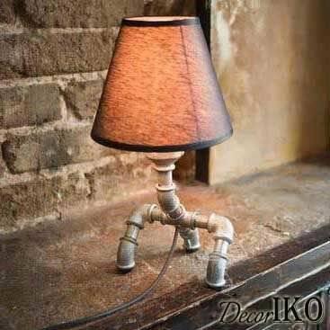 Светильник из фитингов и труб. светильник из труб пвх своими руками. технология изготовления люстры