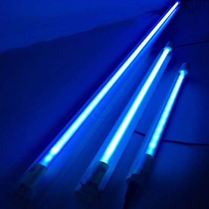 Кварцевые лампы для домашнего использования