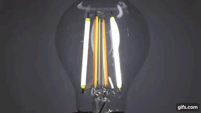 Светодиодные лампы светятся после выключения?