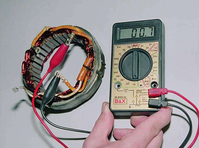 Как правильно проверять электродвигатель и особенности