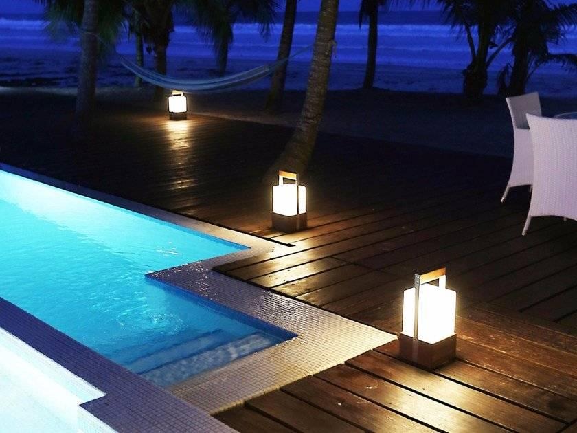 Как сделать подсветку для бассейна своими руками: советы по освещению бассейна, преимущества бассейнов с подсветкой - morevdome.com