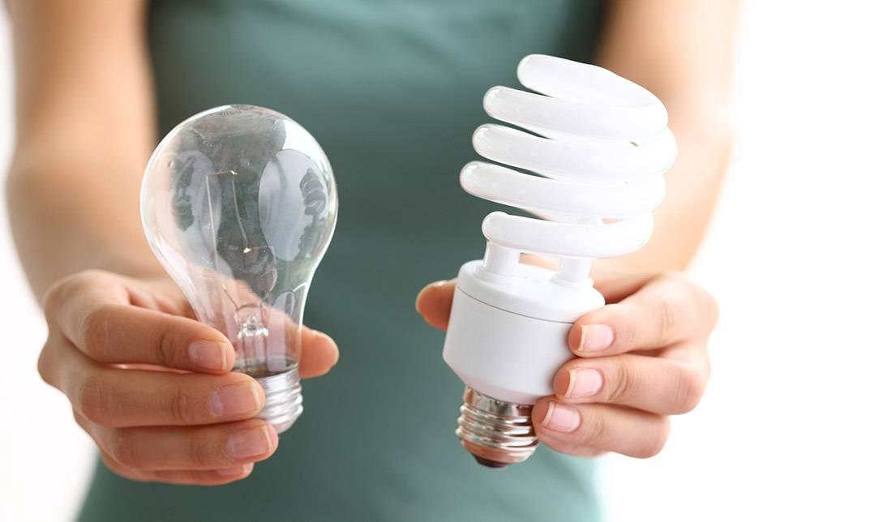 Что делать, если разбилась люминесцентная энергосберегающая лампа?