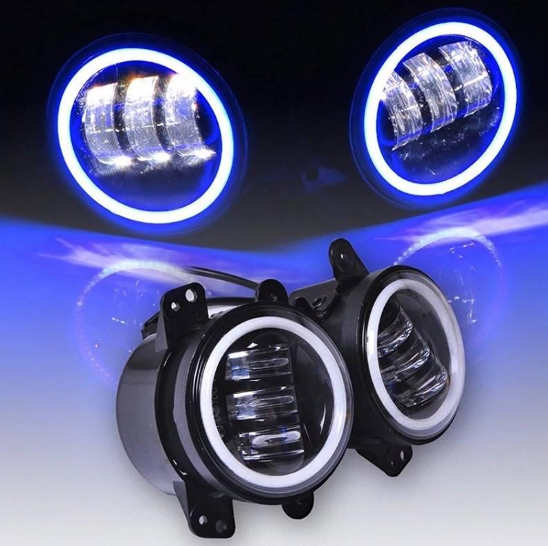 Можно ли ставить в фары светодиодные лампы led?