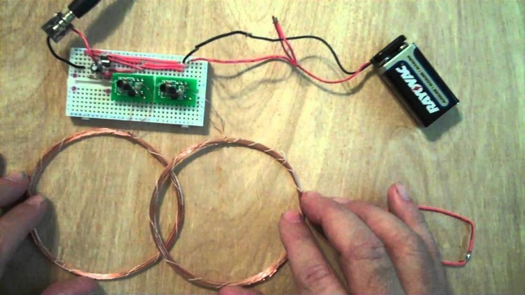 Металлоискатель своими руками – 3 варианта от разных мастеров