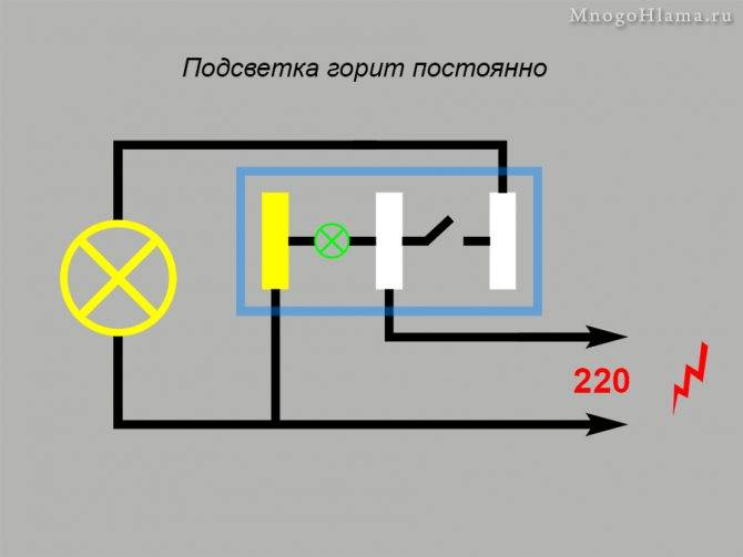 Установка выключателя: схема установки, как подключить провода