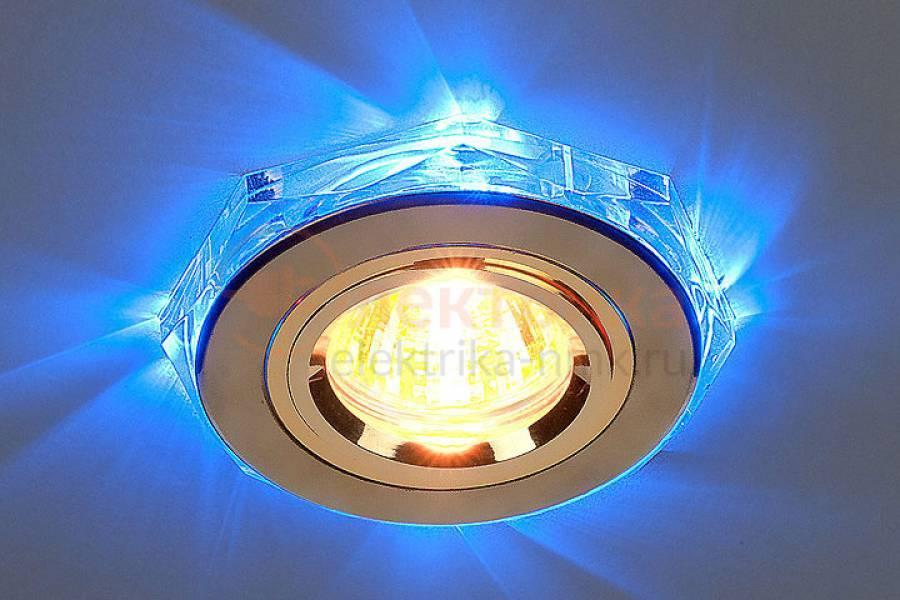 Как выбрать точечный светильник для натяжных потолков – подбор параметров, советы по монтажу и выбору современных светильников