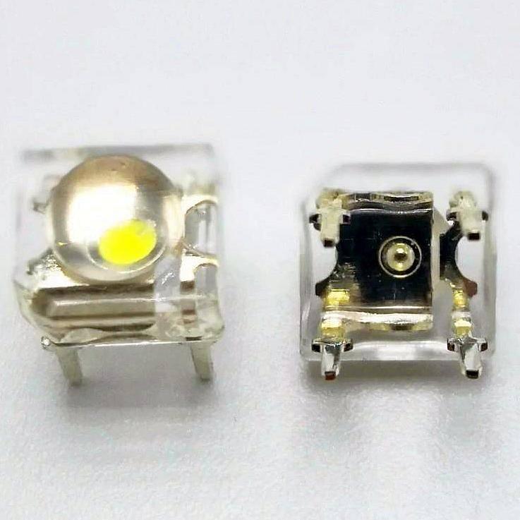 Светодиоды пиранья, назначение и применение. светодиоды «пиранья» примеры использования светодиоды пиранья