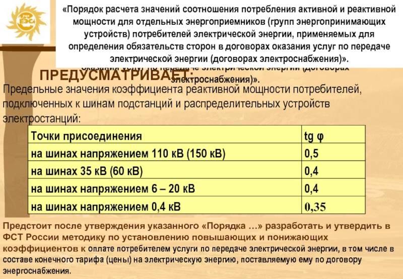 Калькулятор расчета оплаты за электроэнергию