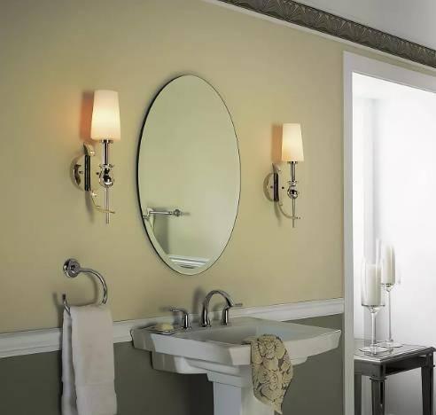Как выбрать светильники для ванной: особенности освещения и варианты применения лучших моделей светильников (105 фото + видео)