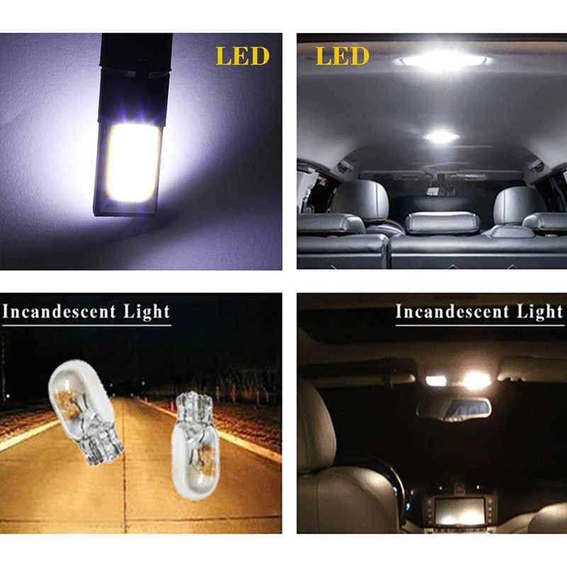 Рейтинг лучших светодиодных ламп для автомобиля 2021 года