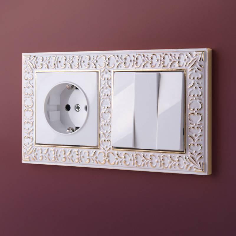 Обзор современных розеток и выключателей для дома от шнайдер электрик.