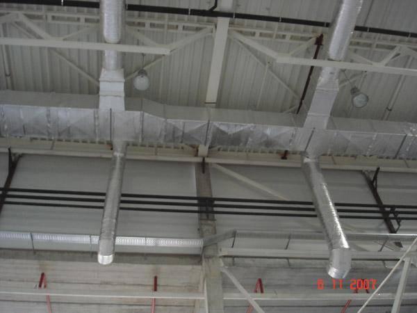 Особенности заземления воздуховодов систем вентиляции