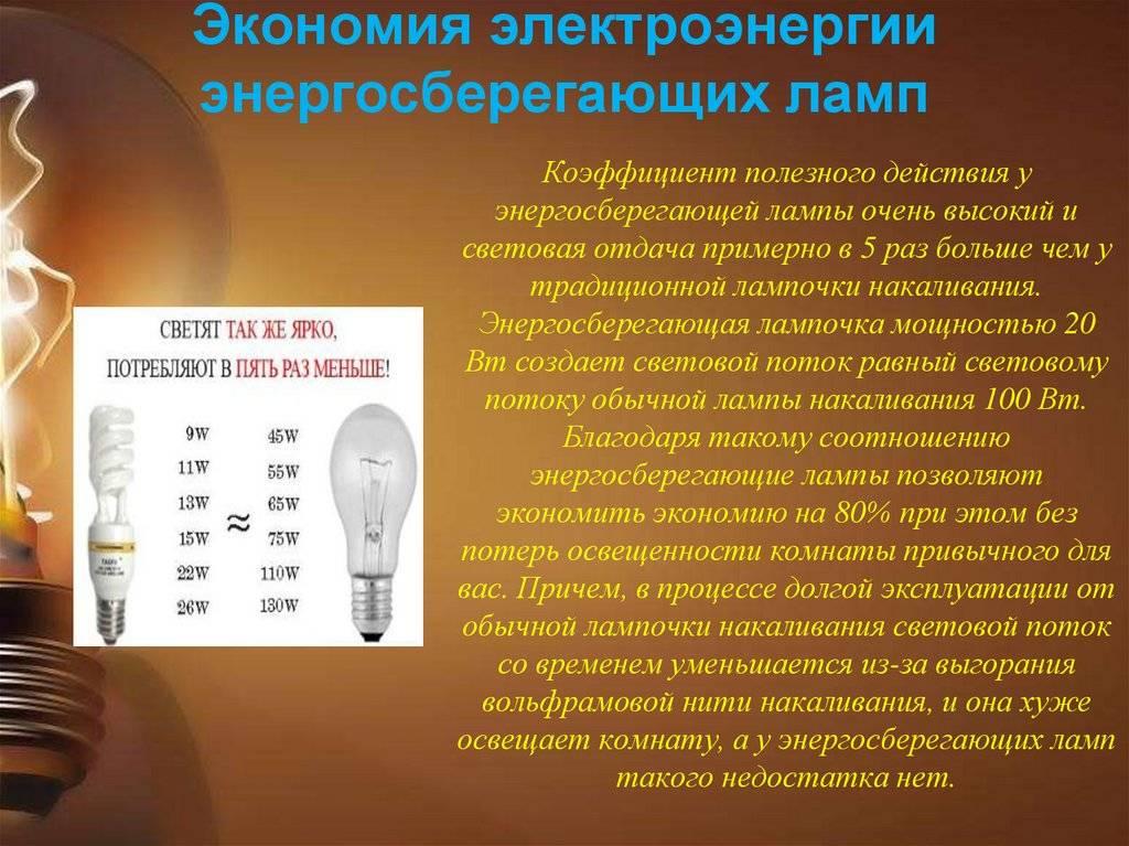 Как выбрать энергосберегающую лампу для дома — виды, характеристики и особенности применения (105 фото)