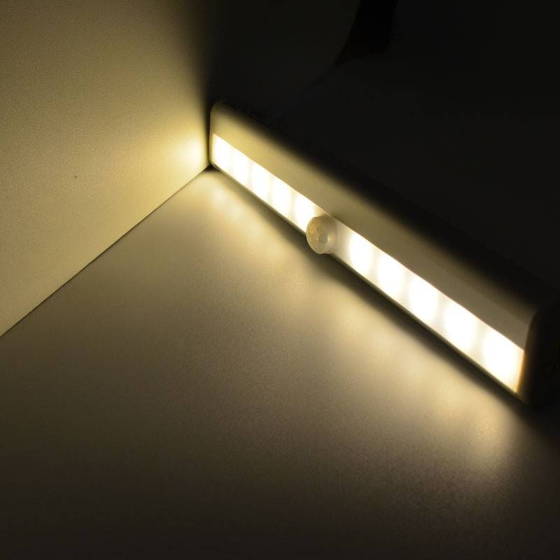 Подсветка пола в коридоре: светодиодной лентой своими руками