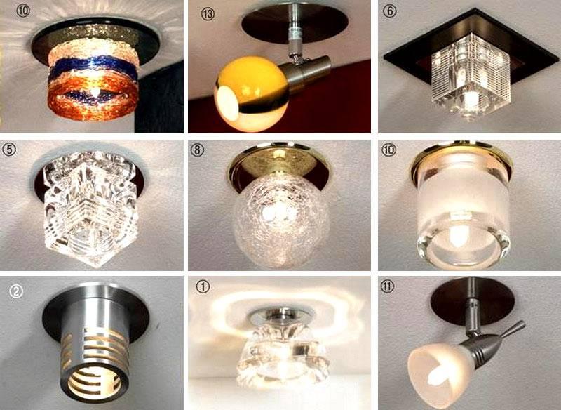 Светильники для натяжных потолков — виды, как выбрать лучшие + обзор брендов