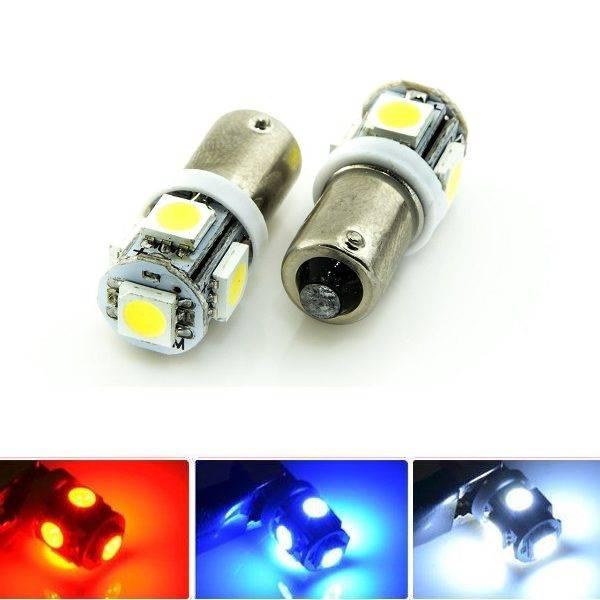 Можно ли ставить синие лампочки в габариты или фару автомобиля и чем грозит?